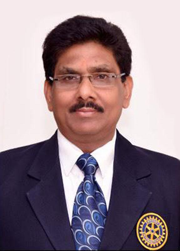 Rajesh Agarwal Engineering equipment RC Kota, RID 3054