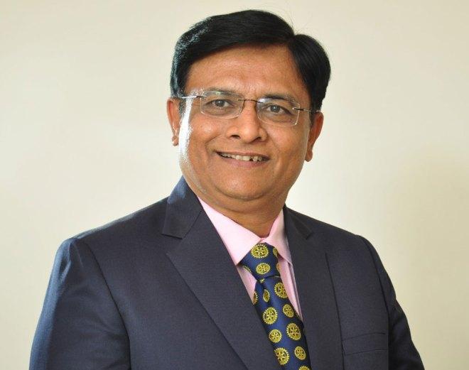 Prashant Harivallabh Jani Financial consultant, RC Wadhwan City, RID 3060