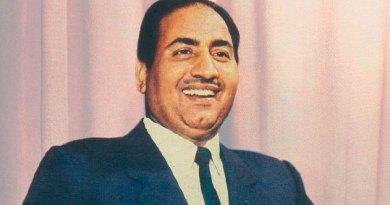 Mohammad Rafi, the complete singer
