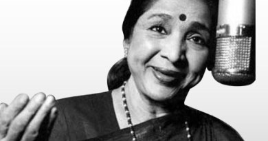 Asha, the queen of bold, brassy, peppy melodies