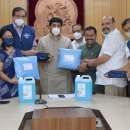 Indian Rotarians help fight the second Covid surge