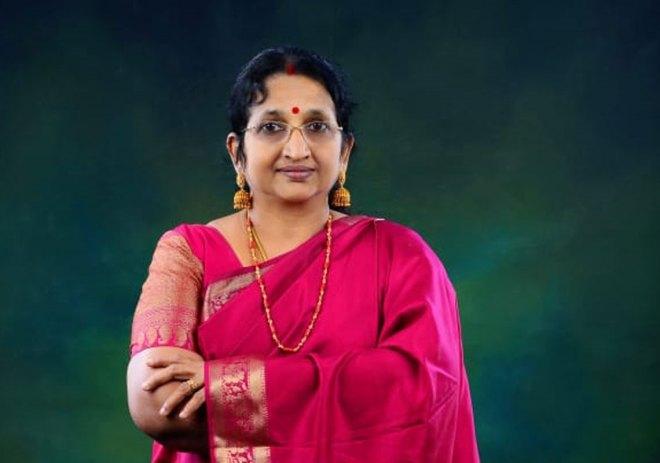 Jacintha Dharma Educationist, RC Nagercoil, RID 3212