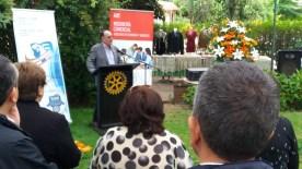 Presidente RC Olmué Jorge Fontanes