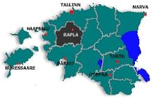Viron Raplan alue