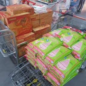 Food 4 Life Project from Rotary Samui Phangan