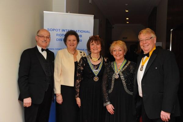 Charity Ball 2017 Rotary Club Sopot International