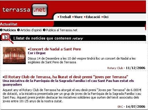 noticies del 2006 al terrassa.net