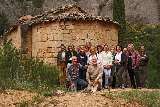 Sant Bartomeu absis