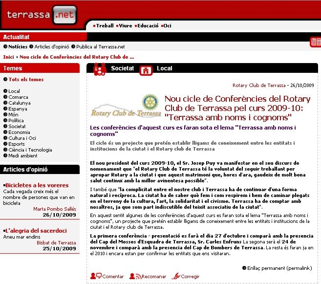 conferencies terrassanet