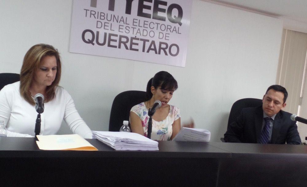 Resultado de imagen para Tribunal electoral anula elecciones en Huimilpan y Querétaro
