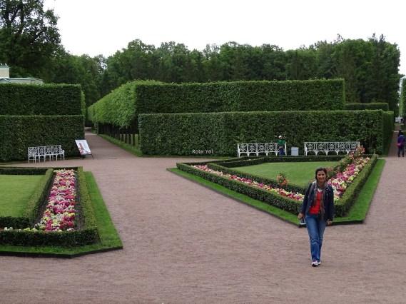 Katerina Sarayı Bahçesi