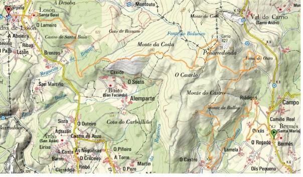 mapa carrio wikiloc 2