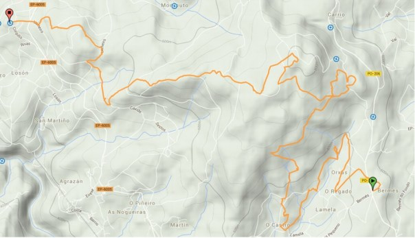 mapa carrio wikiloc