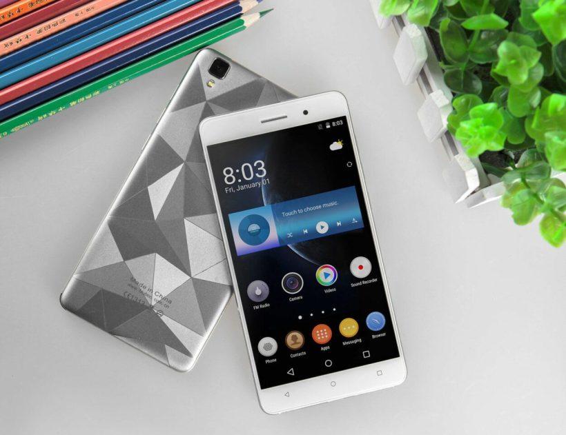 bluboo maya smartphone pas cher wallpaper
