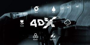 4DX sens odeur frayeur