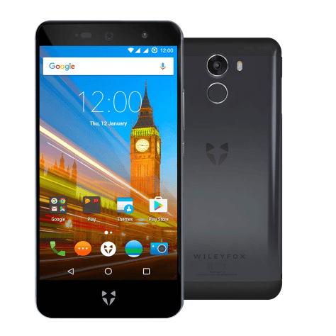Smartphones WileyFox Swift 2x 32GB