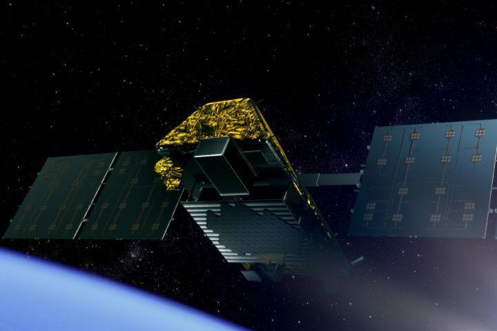 La constellation de satellites Iridium est en cours de renouvelement