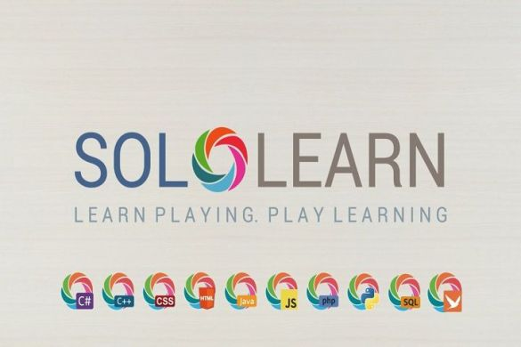 SoloLearn Learn PLaying. Play Leaning