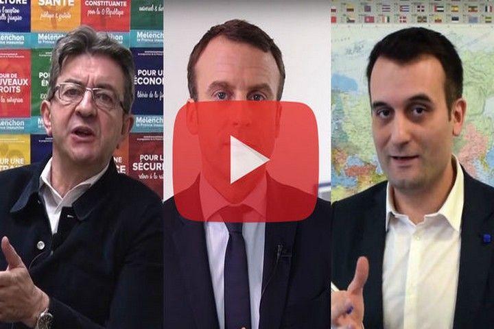 Les Politiques et Youtube : La tendance pour attirer les jeunes ?