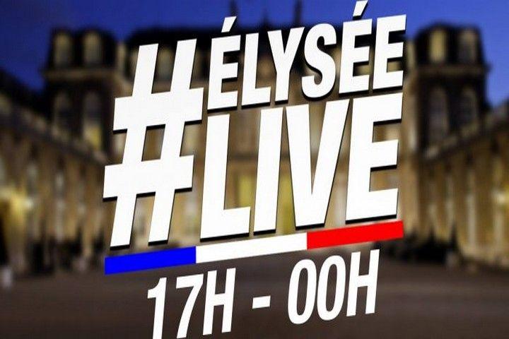 Les élections avec Elysée Live !