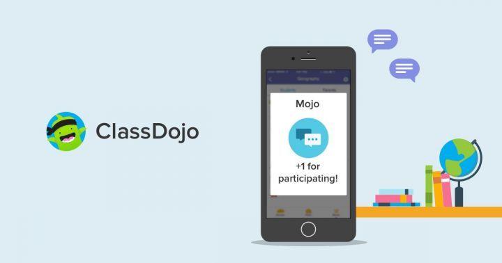 image classdojo application téléphone