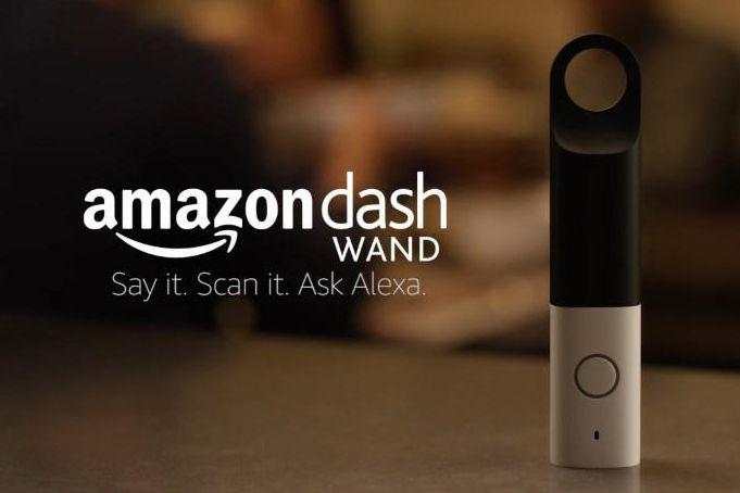 Amazon Dash Wand : Le nouveau boutton physique d'Amazon ?