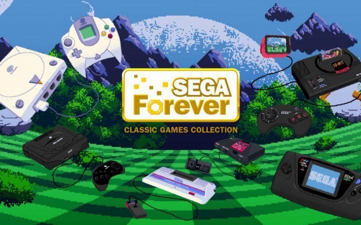 SEGA Forever : le rétrogaming débarque sur mobiles !
