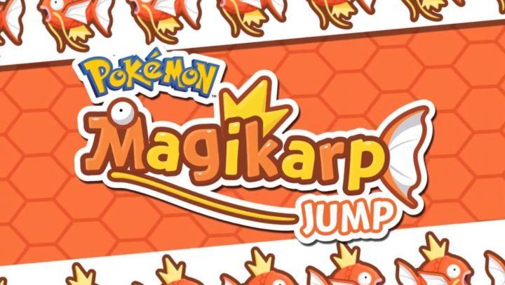Magicarpe Jump : le nouveau jeu Pokémon sur le plus nul d'entre eux