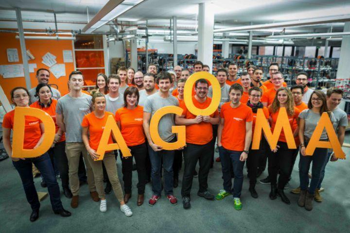 entreprise industrie 4.0 dagoma 3D