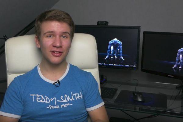boris flesch robots youtube vidéo