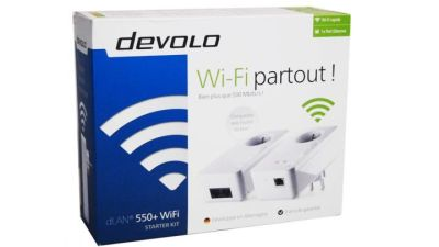 Devolo 550+ Wifi (Starter Kit)