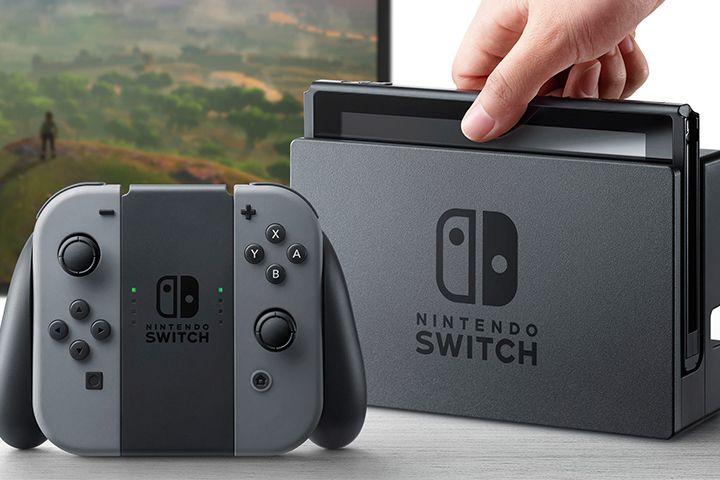 Plus de 7 millions de Nintendo Switch vendues !