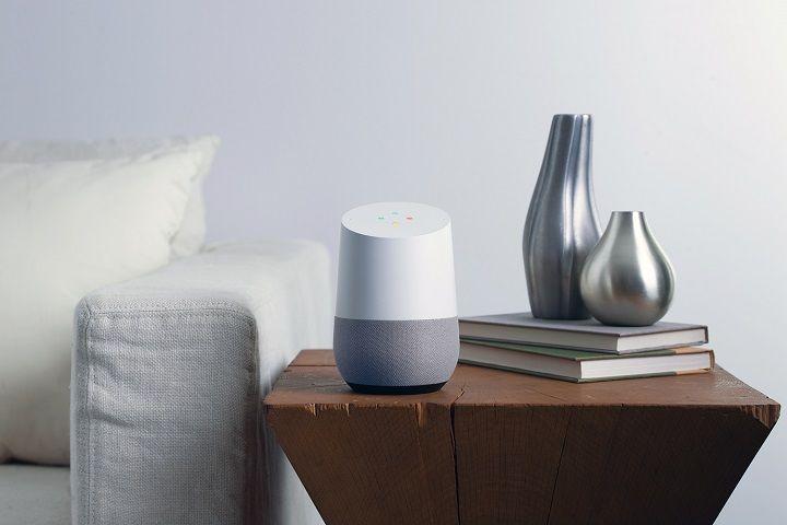 Google : dites bonjour à Google Home Mini et Home Max !