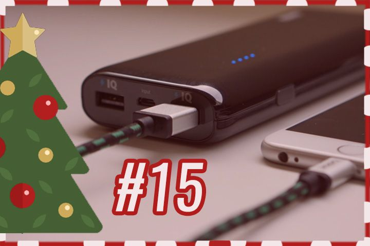 #RotekAdvent : Simple, Basique, mais utiles les batteries Externes