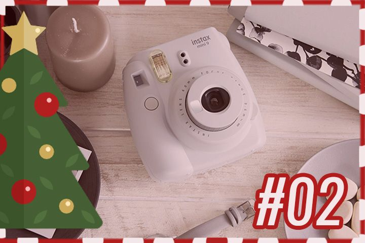 #RotekAdvent : Les photos en mode Polaroid, Fujifilm Instax Mini 9