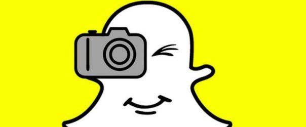 Flammes Snapchat