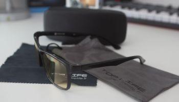5022512cffd060 Les lunettes anti-lumière bleue Top Life, le remède contre le mal de crâne