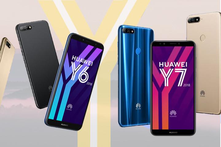 Huawei Y 2018 : Une Nouvelle Gamme de smartphone ? Y6 2018 et Y7 2018