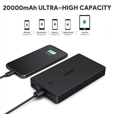aukey batterie externe 20000mah