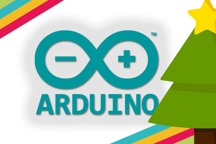 #RotekAdvent : Arduino, un beau cadeau !