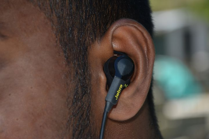 jabra sport pulse test