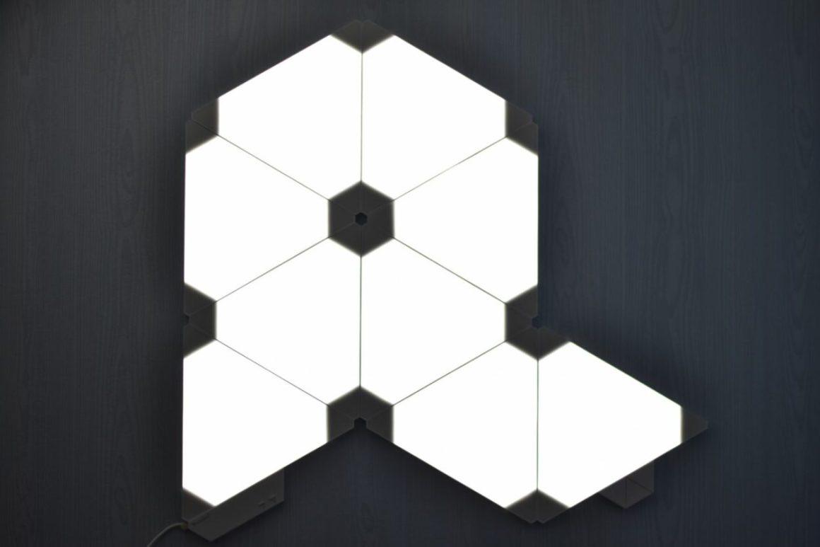 Nanoleaf Light Panels Rythm Edition