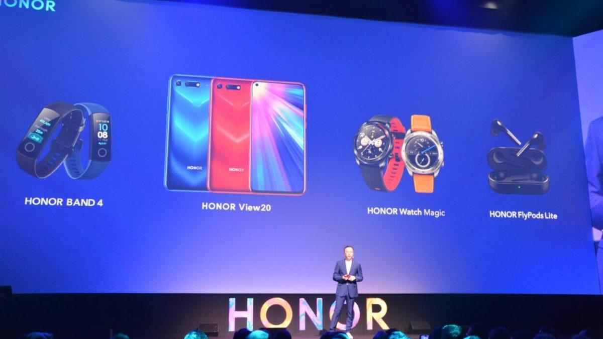 Honor View 20 – Le nouvel haut de gamme de Honor