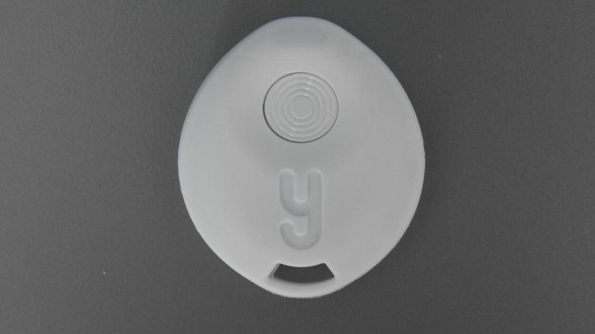 Yuzzit : un porte-clés connecté multifonctions !