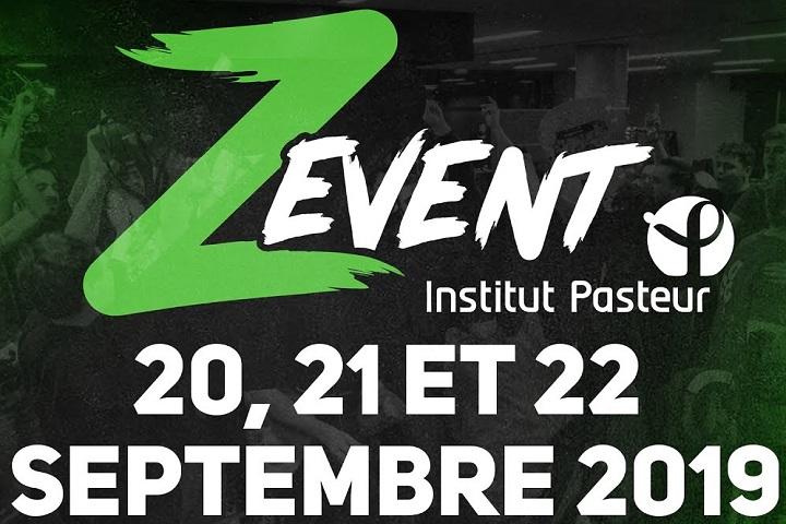 Z Event 2019 : ça commence ce soir à 18 heures !