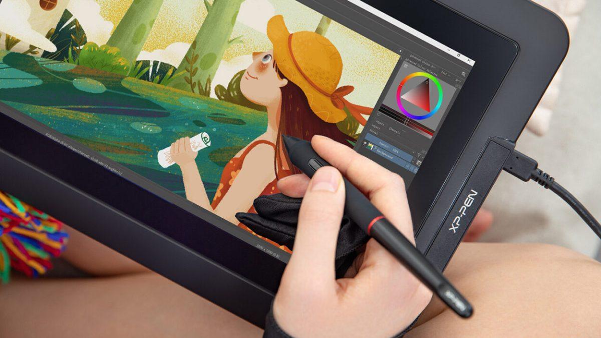 XP-PEN met en promotion ses tablettes graphiques sur Amazon