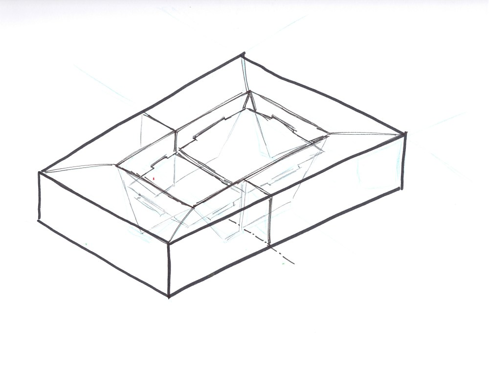 medium resolution of i sketched out how the box might look and how the phone and charger might be integrated into the box