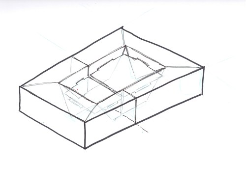 small resolution of i sketched out how the box might look and how the phone and charger might be integrated into the box