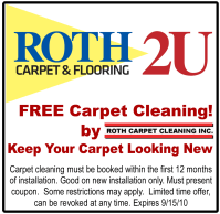 Roth Carpet Cleaning Reviews