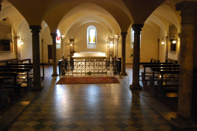 Crypt of Columbanus